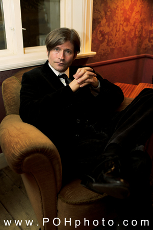 Photo of Crispin Glover - American actor